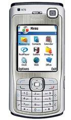 Новый смартфон Nokia N70 – телефон и фотокамера