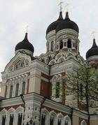 Православные христиане отмечают День Святой Троицы.