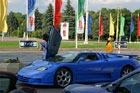 Кубок Korloff 2005: бриллианты российского бизнеса устроили гонки на Воробьевых горах