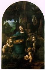 Обнаружена новая картина Леонардо да Винчи
