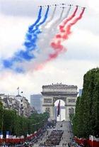 Франция отметила свой главный праздник - День взятия Бастилии