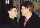 Сын Ющенко публично наказан