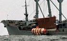 Операция по эвакуации экипажа затонувшего у Камчатки батискафа продолжается