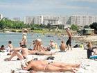 Крымские пляжи вновь открыты