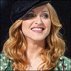 Мадонна: неудачное падение с лошади