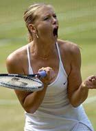 Мария Шарапова - лучшая теннисистка мира