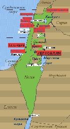Перестрелка между военными Израиля и палестинцами - 4 палестинца погибли