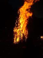 В подмосковной Балашихе произошел серьезный пожар - сгорел дом