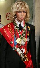 Колосс волос: бенефис Сергея Зверева в Кремле