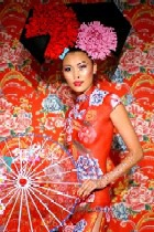 Фестиваль боди-арта «Шарм Востока»