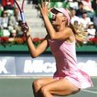 Мария Шарапова начала турнир WTA с победы