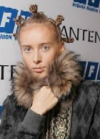 First Face на Russian Fashion Week