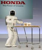 Человекообразный робот от Honda эволюционирует
