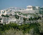 Землетрясение в Греции не коснулось архитектурных памятников