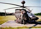 В Ираке сбит американский вертолет