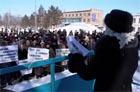 Владивосток: митингующие требуют повторного расследования