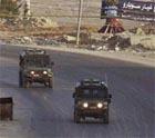Палестинский патруль попал в засаду