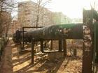 На даче Солженицына из-за аварии отключилось отопление