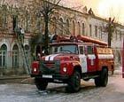 В центре Москвы случился пожар жилого дома