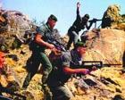 В Ставропольском крае с боевиками завязалась перестрелка