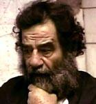 Саддам Хусейн решил отказаться от голодовки