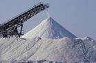 В Воронеже небывалый спрос на соль спал