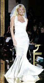 Свадебное платье для Пэрис Хилтон