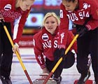 ОИ-2006: Женская сборная России по керлингу пока может рассчитывать на медали