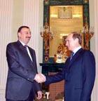 Президенты России и Айзербайджана закрепили схожесть взглядов