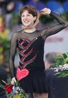 ОИ-2006: Слуцкая осталась вполне довольна своим катанием