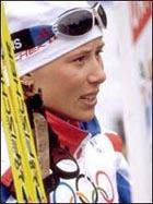 "ОИ-2006: Юлия Чепалова завоевала ""серебро"" в гонке на 30 километров"