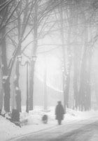 Южно-Сахалинск остался без тепла из-за прорыва теплоцентрали