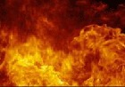 Пожар на обувной фабрике в Новосибирске удалось локализовать