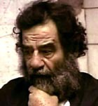 Суд над Саддамом Хусейном отложен