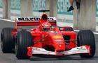 Михаэль Шумахер выиграл Гран-при Европы