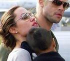 Аджелина Джоли родила Бреду Питу дочку