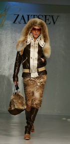 Russian Fashion Week за молодые таланты