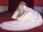 Самое тяжелое свадебное платье