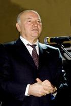 Лужков удостоен чеченской награды