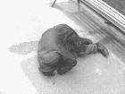 Еще одним бомжем стало меньше в Москве