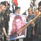 Православные поглумились над изображением Мадонны
