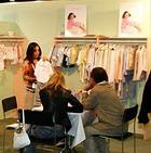 Международная выставка моды pret-a-porter