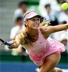 Мария Шарапова - победительница открытого чемпионата США по теннису