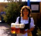 """В Мюнхене праздник пива - """"Октоберфест"""""""
