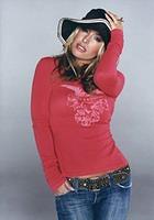 Певица Anastacia побывала в Москве