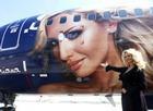 Адриана Скленарикова: от рекламы бра к рекламе самолетов