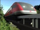 Сверхскоростной летающий поезд потерпел крушение во время испытаний