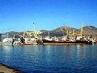 В новороссийском порту задержаны два грузинских судна