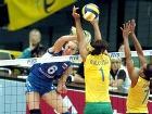 Бразильянки нанесли российским волейболисткам первое поражение на чемпионате мира