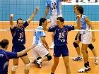 Мужская сборная России на чемпионате по волейболу пока не проигрывает